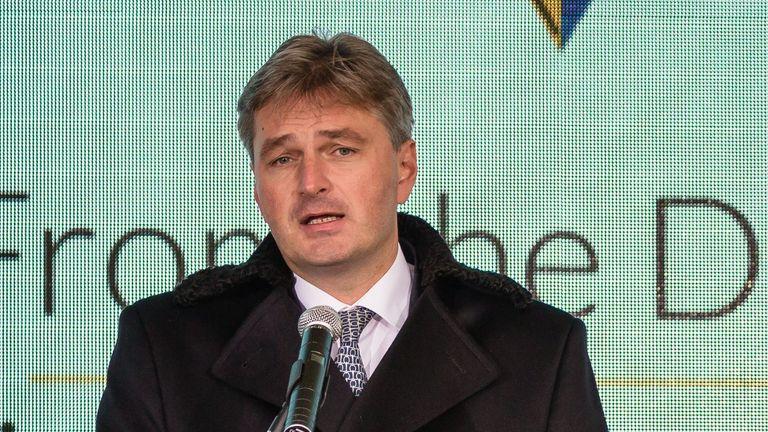 Daniel Kawczynski, Tory MP