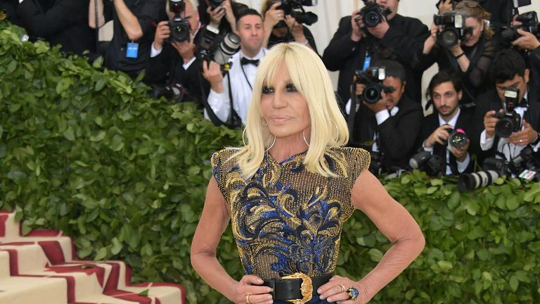 Versace 'set for $2bn takeover by Michael Kors' | Business News