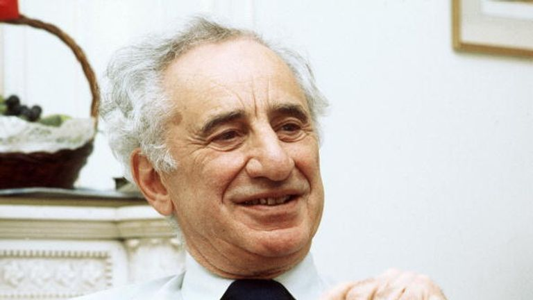 Elia Kazan was regarded as a womaniser and was accused of sexual assault