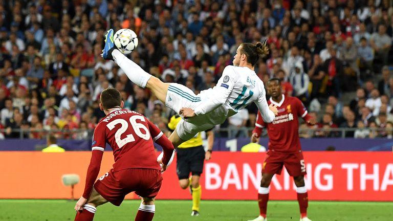 Gareth Bale goal