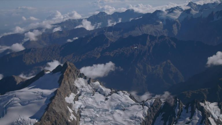 The glaciers are melting at the fastest rate scientists have seen