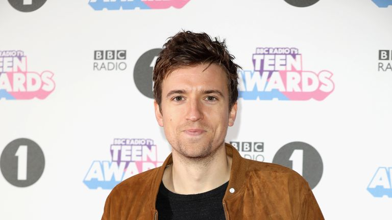 Greg James will be taking over Radio 1's Breakfast Show