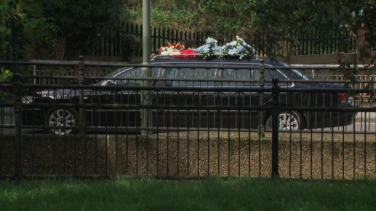 Henry Vincent funeral
