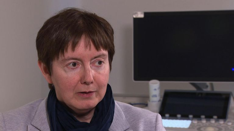 Hulda Hjartardóttir said abortion figures did not paint a clear picture