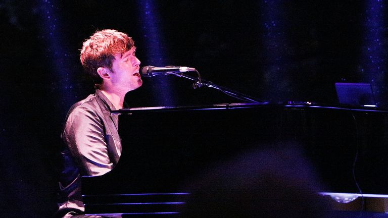 James Blake released his latest track 'Don't Miss It' on Friday