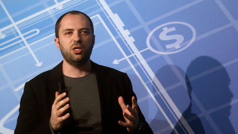 Jan Koum co-founded WhatsApp in 2009