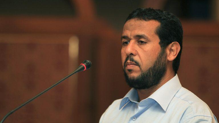 Abdel hakim Belhadj was an opponent of Colonel Gaddafi's Libyan regime