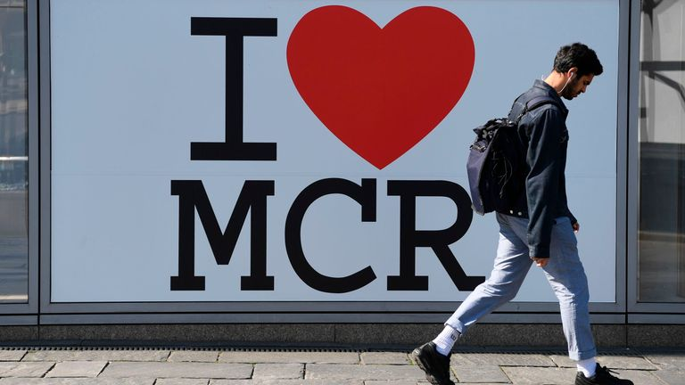 Manchester is standing united a year after the MEN Arena bomb attack