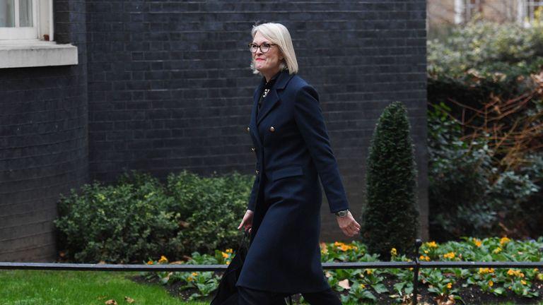 Margot James Tory MP