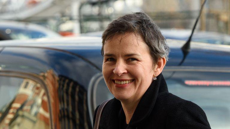Labour MP Mary Creagh