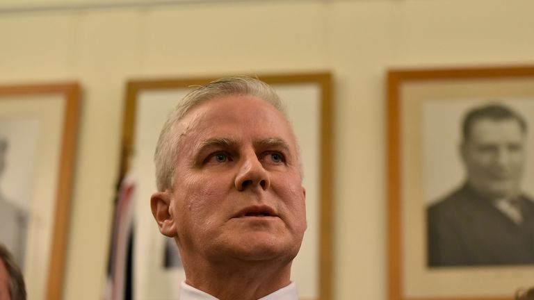 Australian Transport Minister Michael McCormark said he remains hopeful MH370 will be found