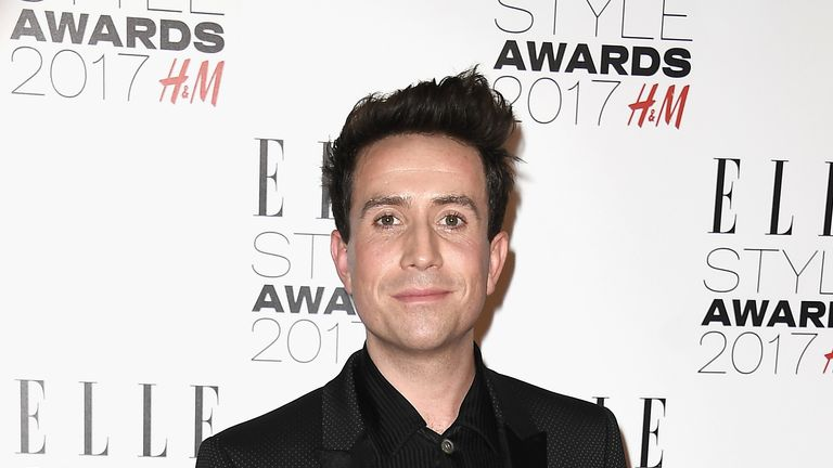 Nick Grimshaw steps down from BBC Rado 1's Breakfast Show