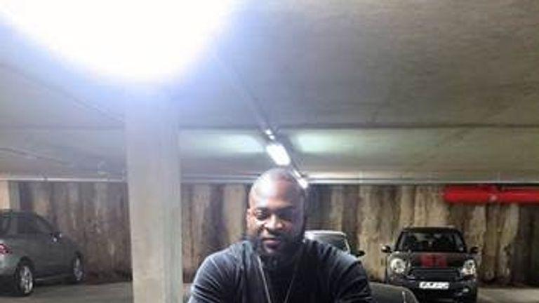 Phishing criminal Olawale Kashimawo. Pic: NCA