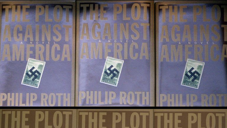 The plot against America is among Roth's best-known novels