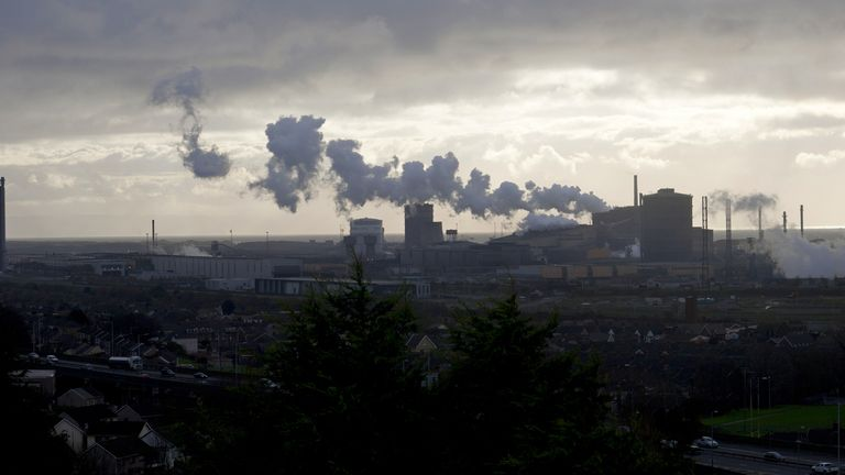 Port Talbot is the UK's most polluted town