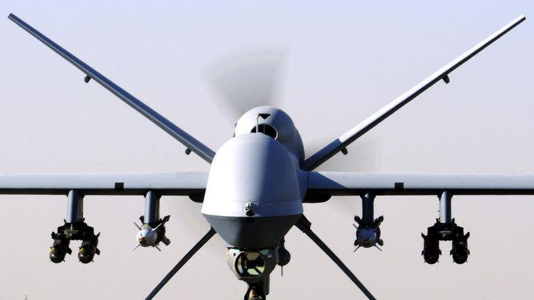 An RAF Reaper
