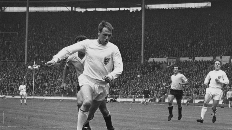 Ray Wilson in 1964