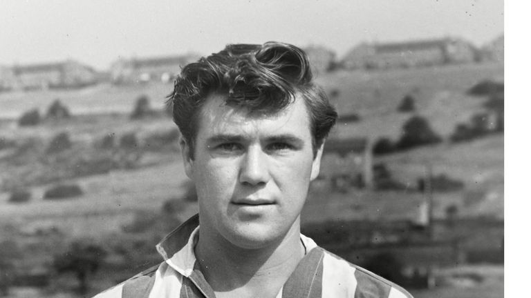 Ray Wilson in 1956