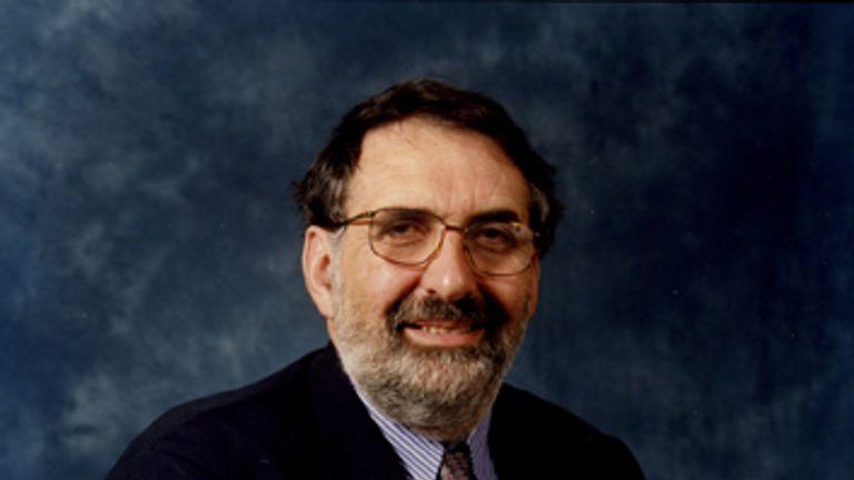 Roland Levinsky. Pic: UCL