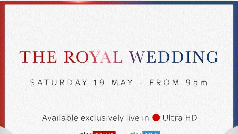 Royal wedding: Who's Who | UK News | Sky News