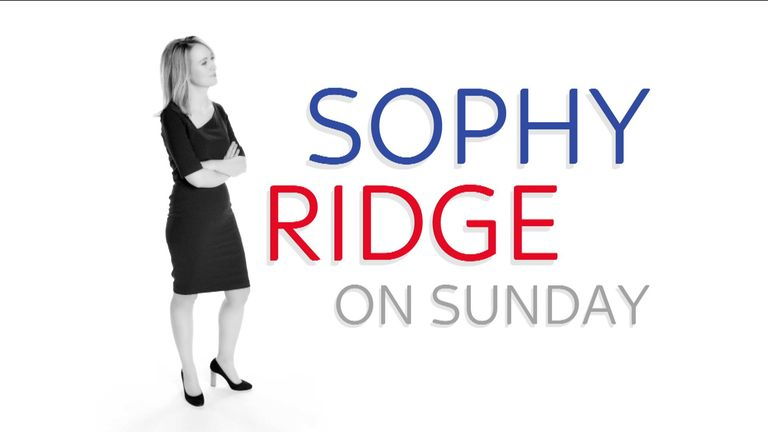Sophy Ridge on Sunday is back