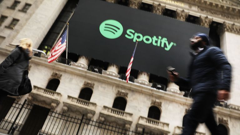 Spotify has been used to monitor the mood of consumers