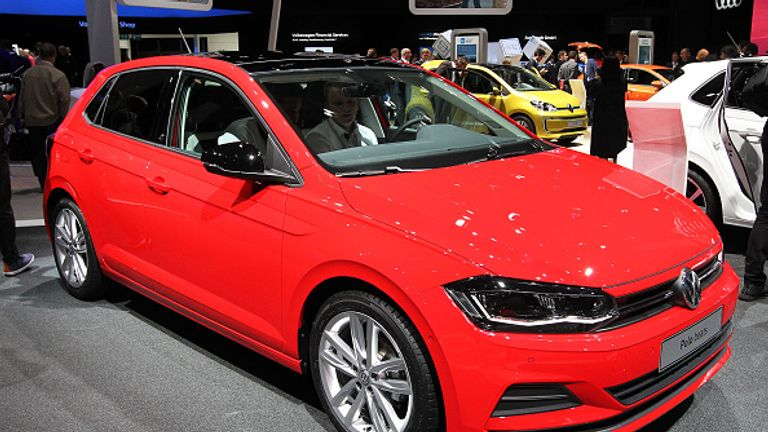 Volkswagen Polos could be recalled after tests found a problem with its rear seatbelts