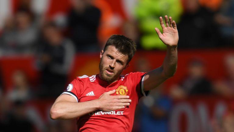 Andreas Pereira praises Manchester United coach Michael Carrick