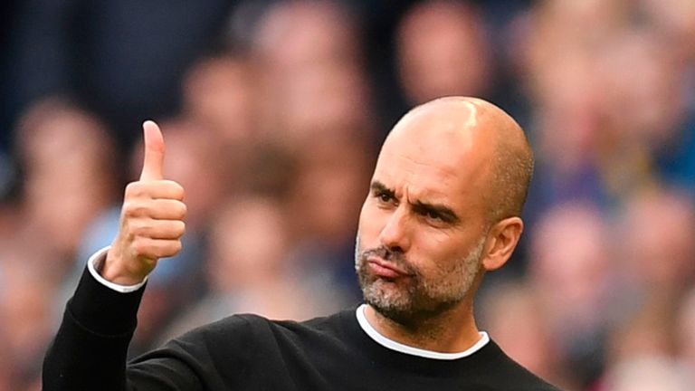 Gary Neville tells Premier League challengers to 'leave one on Manchester City'