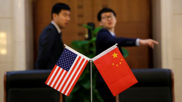 China and US trade talks