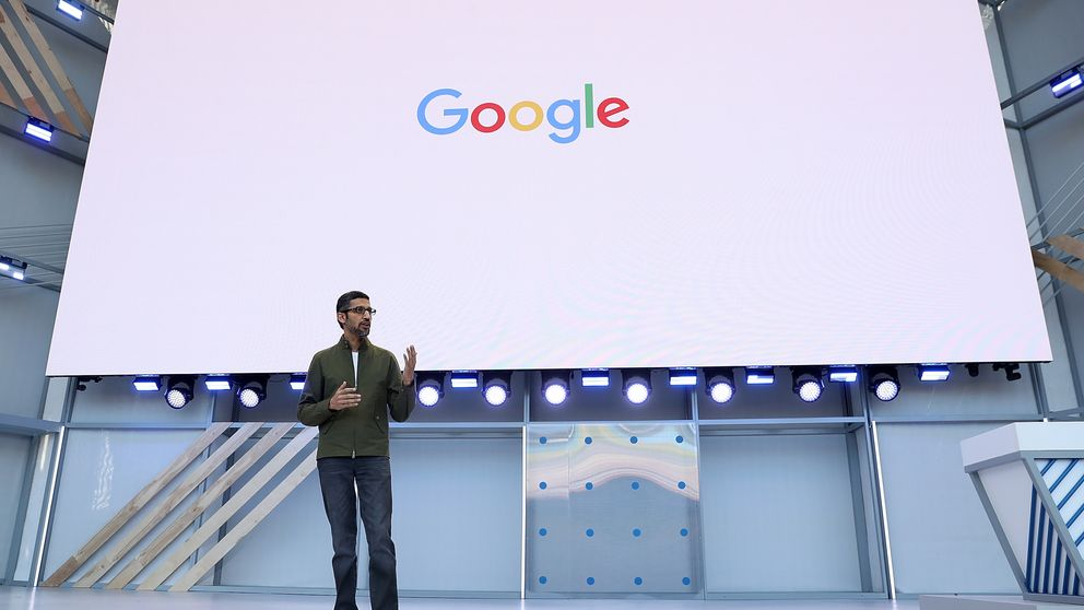 Pichai unveils all new Google Assistant that sounds like a human