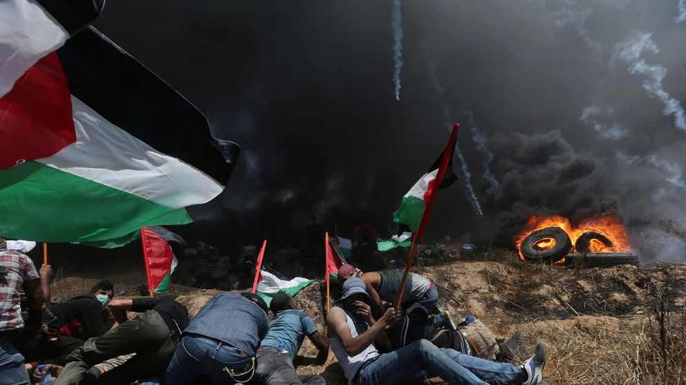 Fears of more deaths in Gaza as Israel's actions condemned