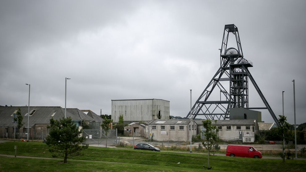 Iconic Cornwall Tin Mine Is Planning a London IPO