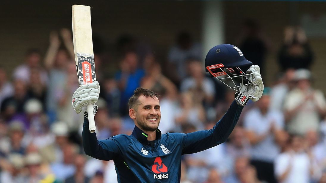 England thrash Australia in 3rd ODI, post highest-ever total of 481