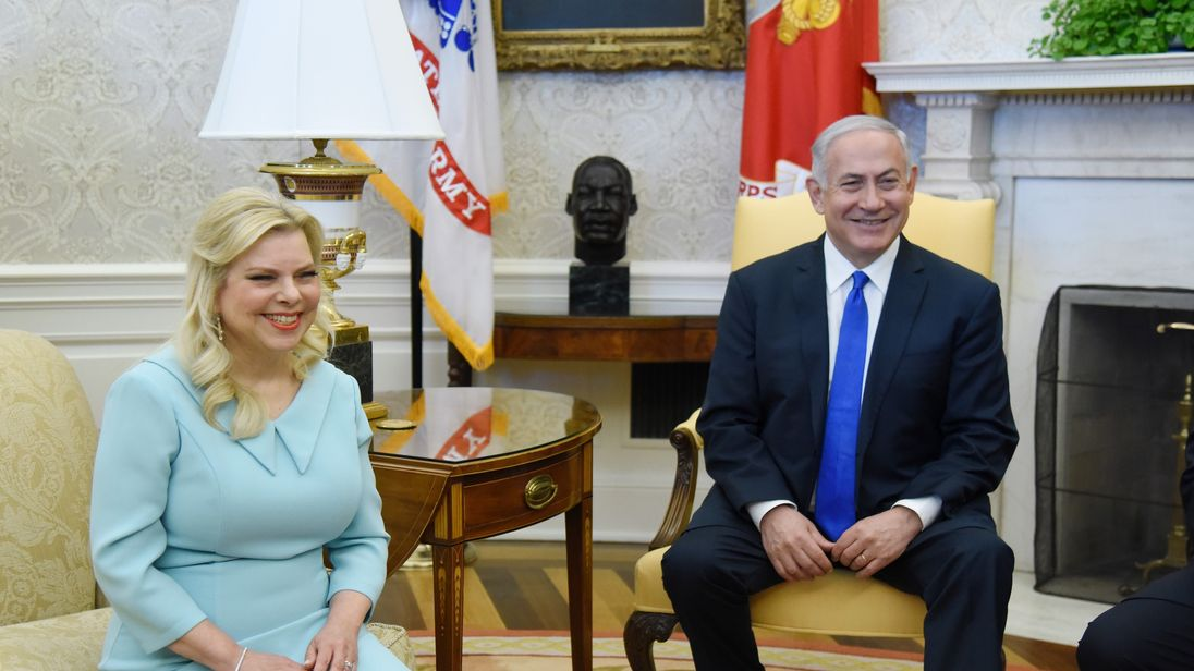 Israeli PM Netanyahu's wife charged with fraud, Justice Ministry says