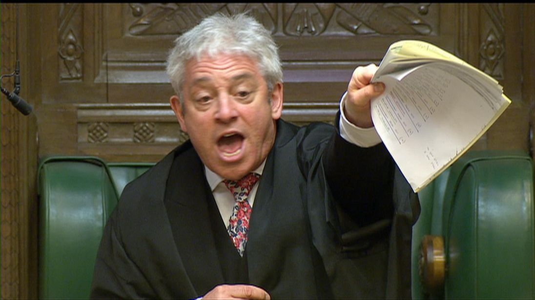 Image result for bercow