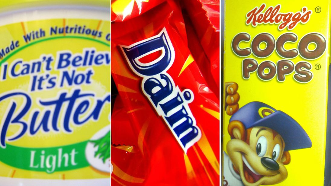 How many of these culinary rebrands do you remember? Coco Pops pic: Vincent Li