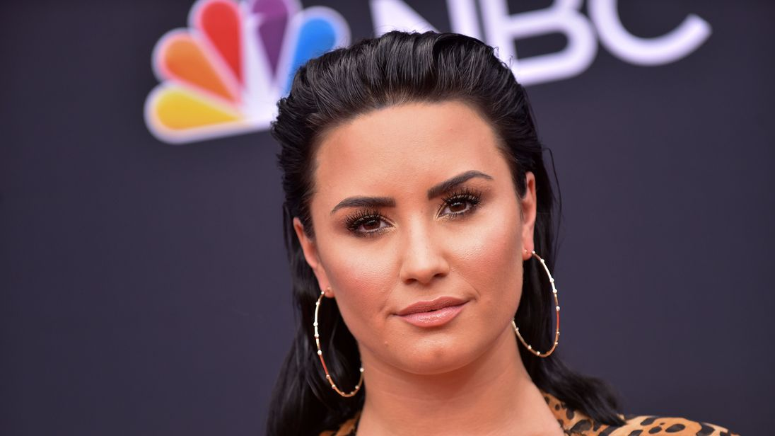 Demi Lovato reschedules cancelled show at The O2