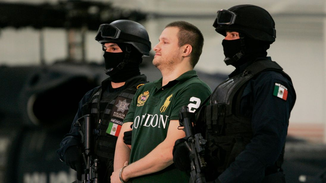 Tough prison term for Mexican drug cartel leader