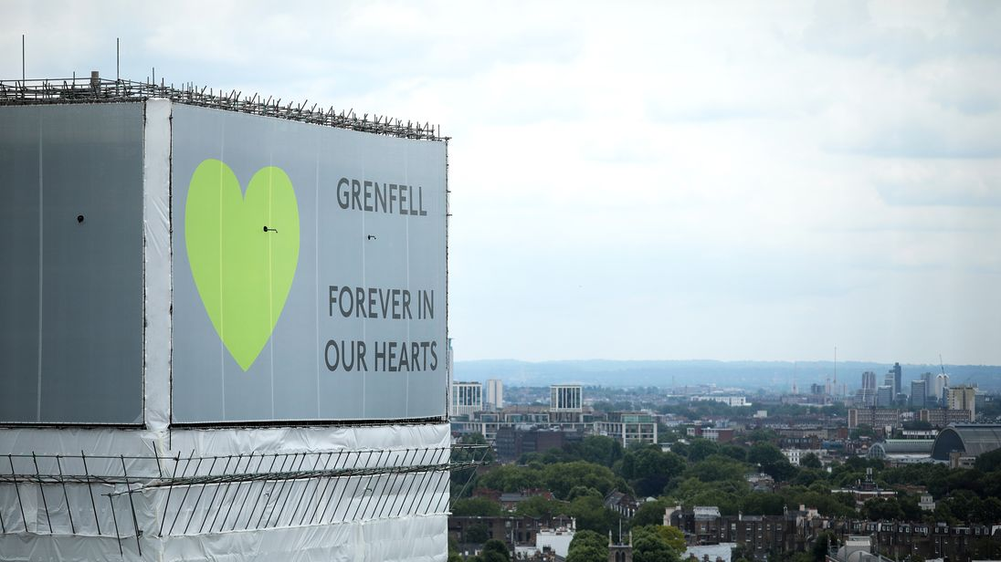 Children who survived Grenfell Tower fire still unable to sleep 16 months on