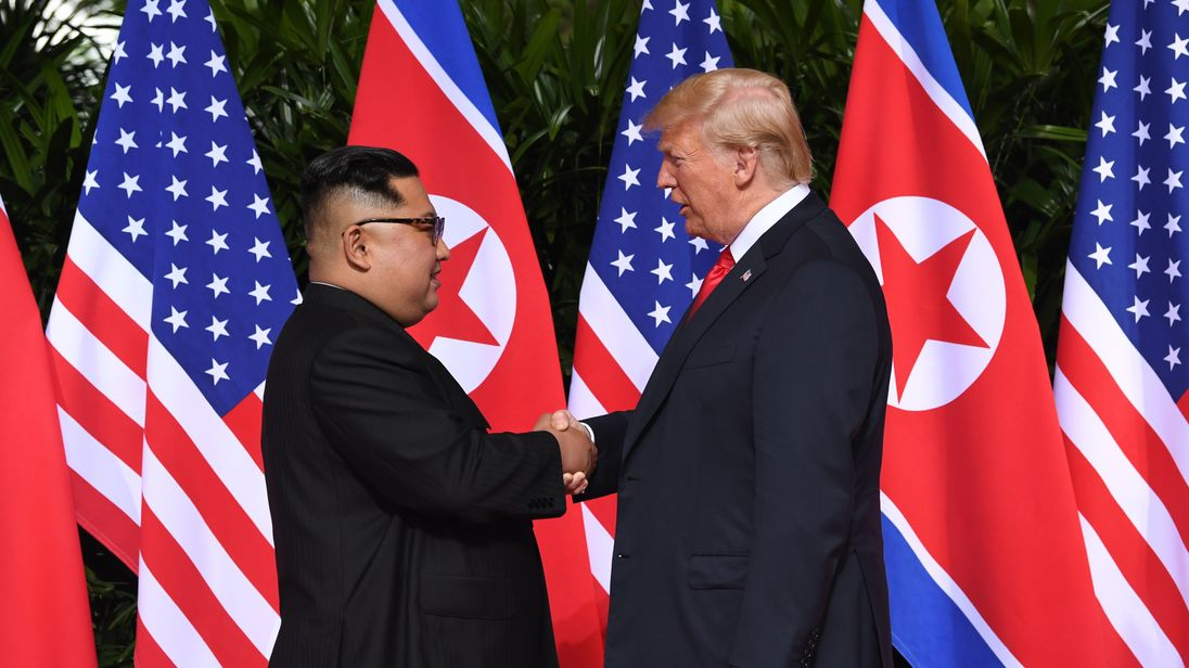 Trump to hold second summit with Kim Jong Un in February