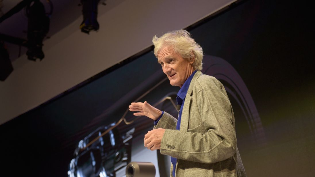 Dyson to move company headquarters to Singapore