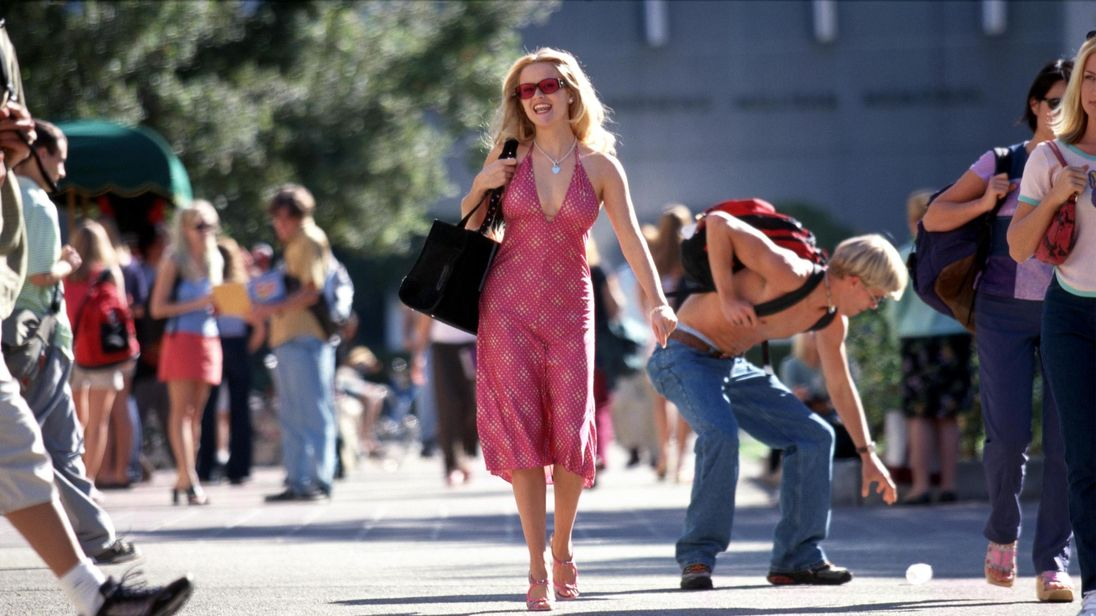 Reese Witherspoon Just Recreated One of Legally Blonde's Most Iconic Scenes