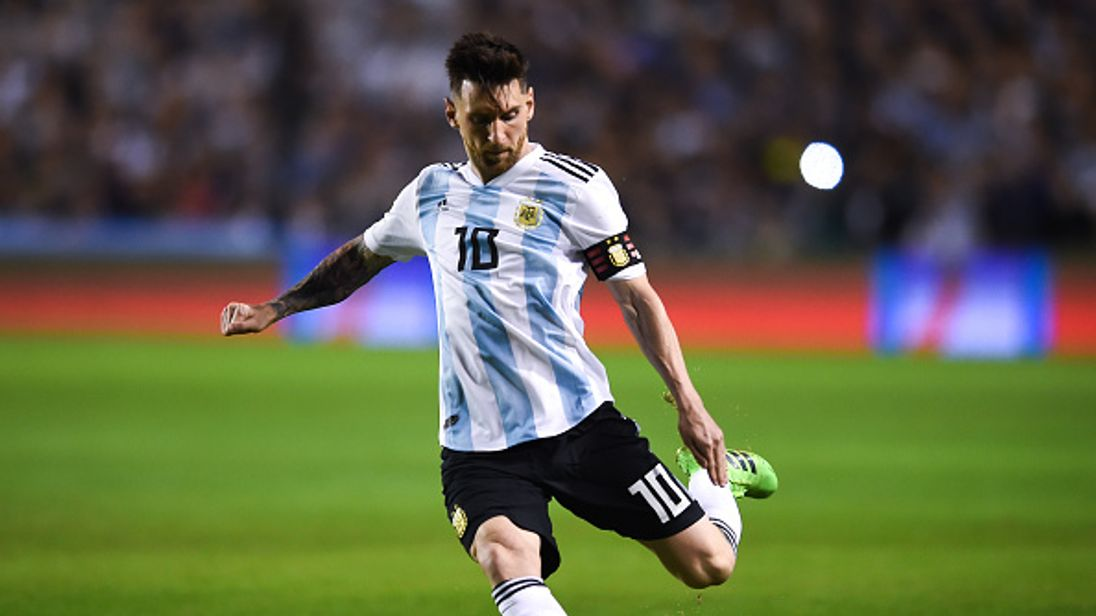 argentina cancels israel match amid threats against lionel messi