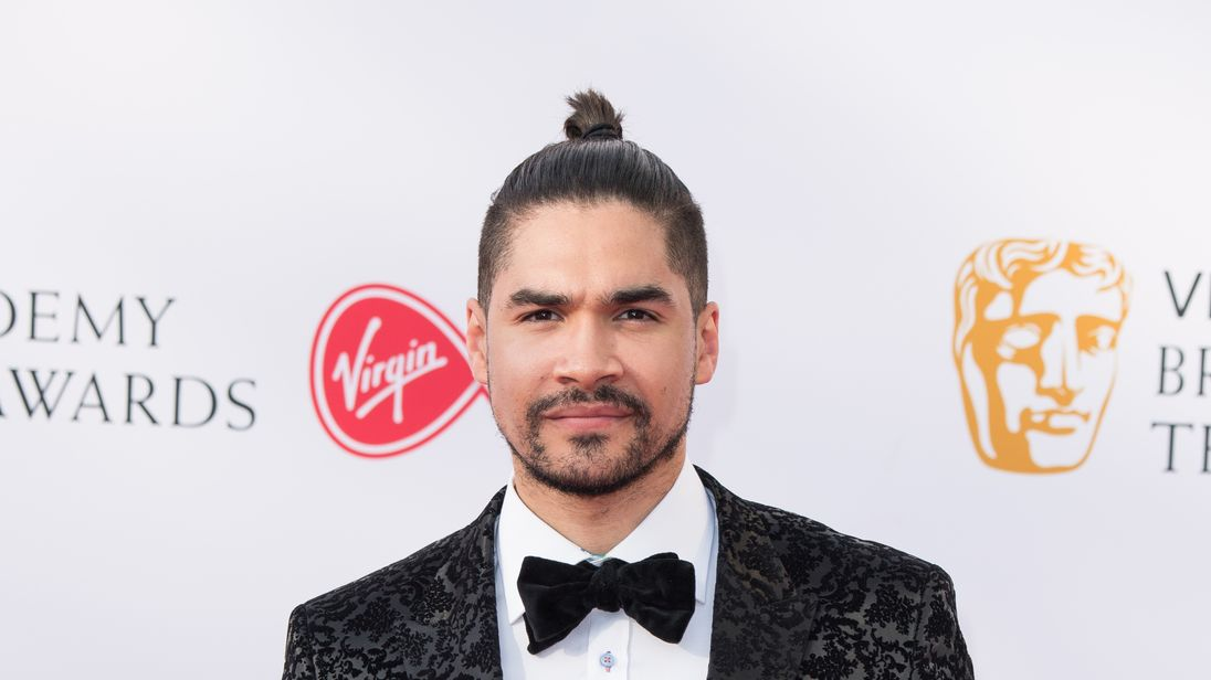 Louis Smith attends the Virgin TV British Academy Television Awards at The Royal Festival Hall on May 13, 2018 in London, England. (Photo by Jeff Spicer/Getty Images)