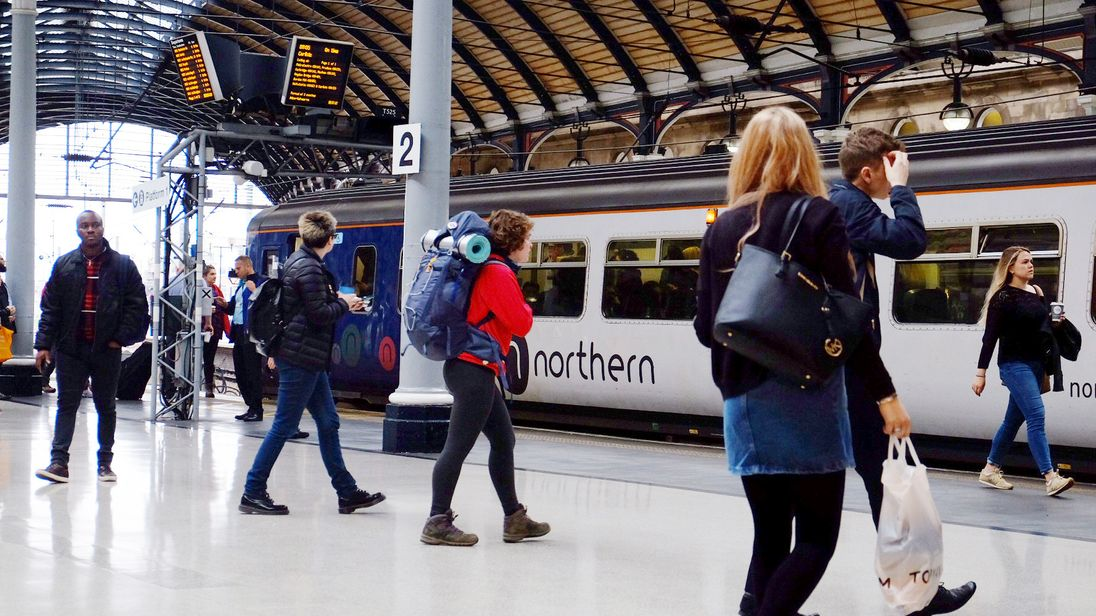 Northern Rail Boss Faces Questions Over Travel Chaos