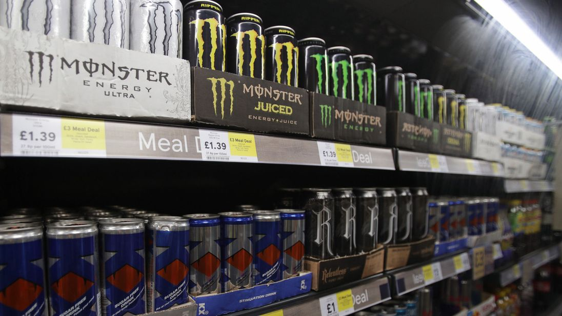 An end to sales of energy drinks to children will be among the measures put to consultation