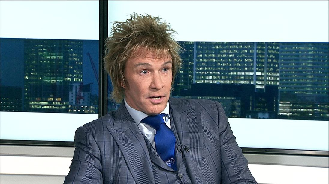 Pimlico Plumbers chief executive Charlie Mullins called the ruling 'disgraceful'