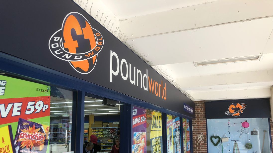 Poundworld employs more than 5,000 people