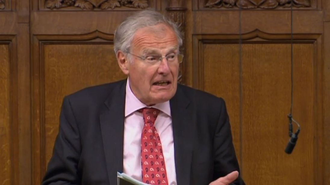 MP who blocked legislation on upskirting says he is being scapegoated